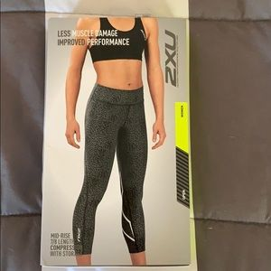 2XU Compression Workout Leggings